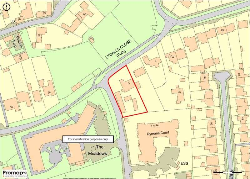 3 Bedrooms Property for sale in Lydalls Close, Didcot