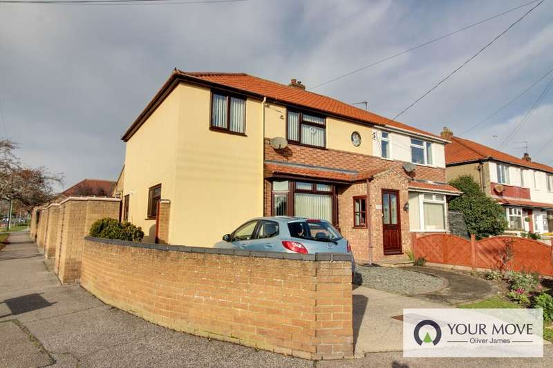 5 Bedrooms Semi Detached House for sale in Long Road, Lowestoft, NR33