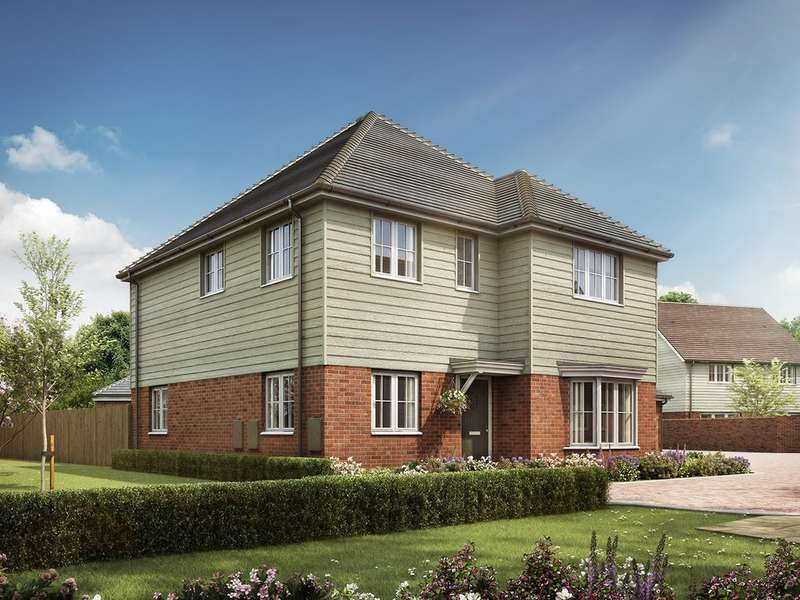 4 Bedrooms Detached House for sale in Plot 45 Hammond's Mill