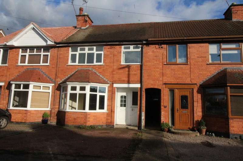 3 Bedrooms House for sale in Burleigh Road, Hinckley, Leicestershire, LE10