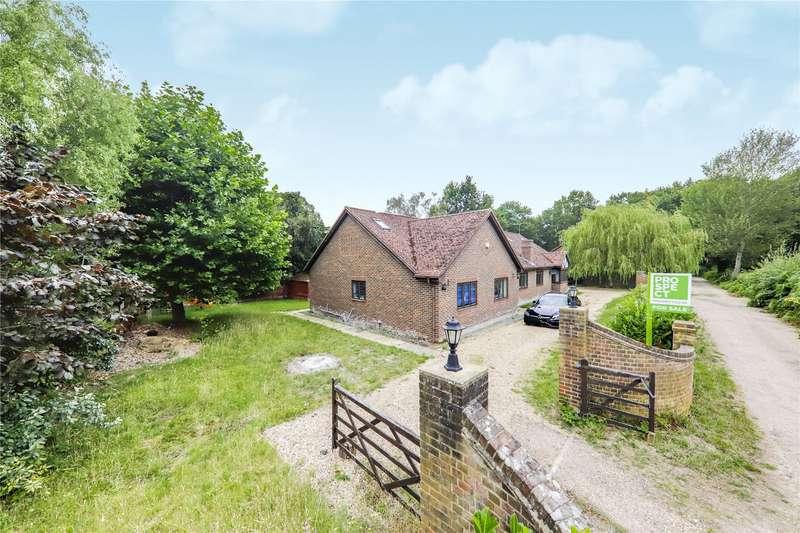 6 Bedrooms Detached House for rent in Nine Mile Ride, Finchampstead, Wokingham, Berkshire, RG40