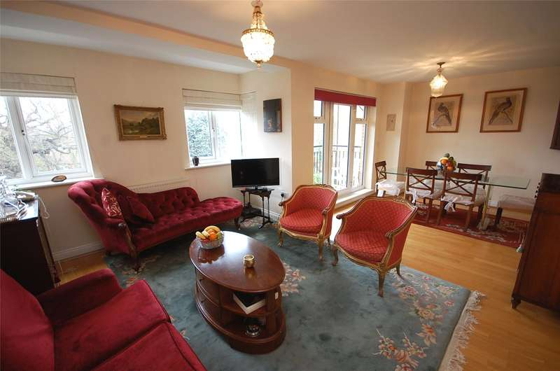 3 Bedrooms Property for sale in Milligan Lodge, Hendon Lane, Finchley