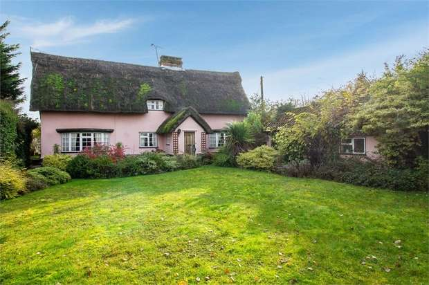 3 Bedrooms Detached House for sale in Earls Green, Bacton, Stowmarket, Suffolk