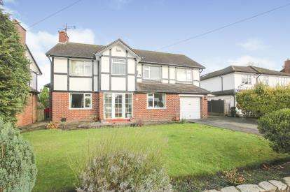 4 Bedrooms Detached House for sale in Dorchester Road, Hazel Grove, Stockport, Cheshire