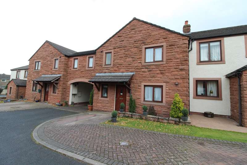 4 Bedrooms Semi Detached House for sale in Grahams Rigg, Bolton, Appleby-in-Westmorland, CA16