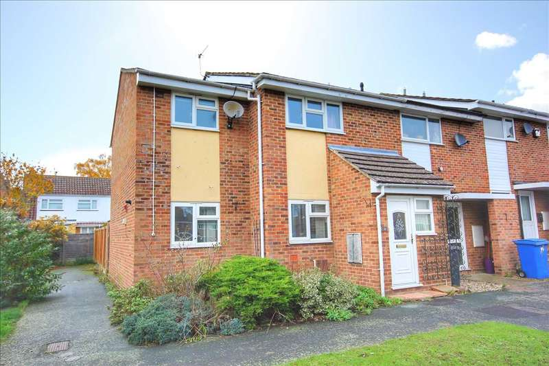 3 Bedrooms End Of Terrace House for sale in Kempson Drive, Great Cornard