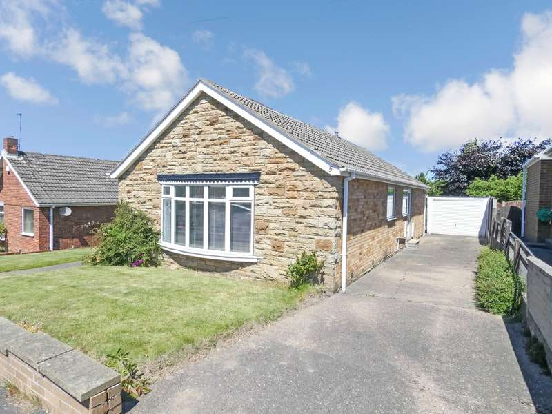 2 Bedrooms Bungalow for sale in Guildford Road, Barnsley, South Yorkshire, S71