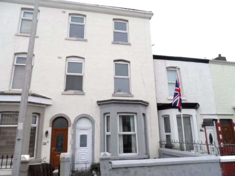 5 Bedrooms Terraced House for sale in High Street, Blackpool, FY1 2DW
