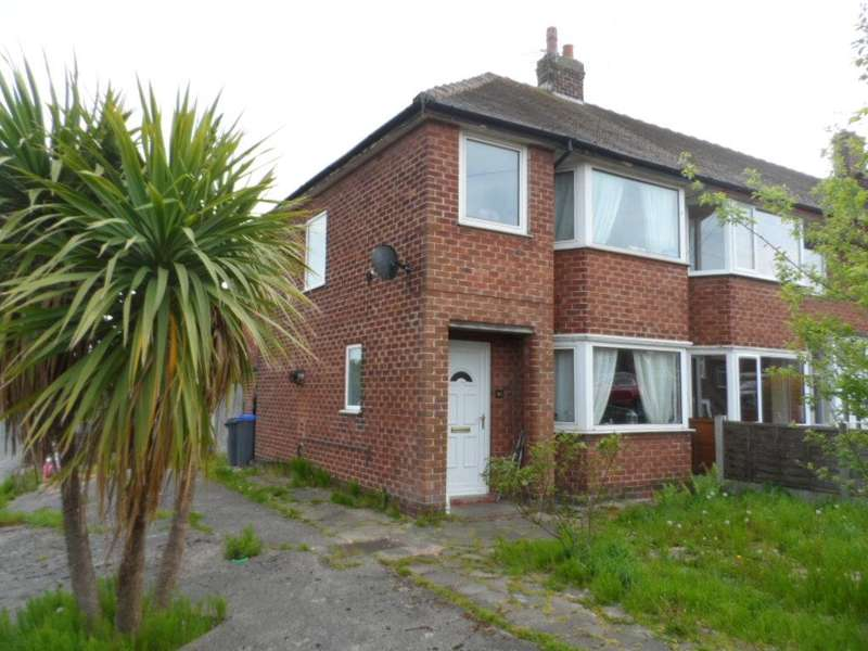 3 Bedrooms End Of Terrace House for sale in Stopford Avenue, Bispham, FY2 0QF