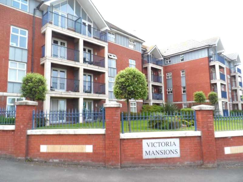 2 Bedrooms Ground Flat for sale in Victoria Mansions, Blackpool, FY3 8QG