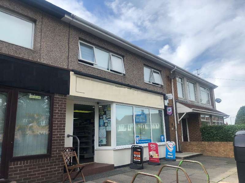 Retail Property (high Street) Commercial for sale in Hardhorn Way, POULTON LE FYLDE, FY6 8AE