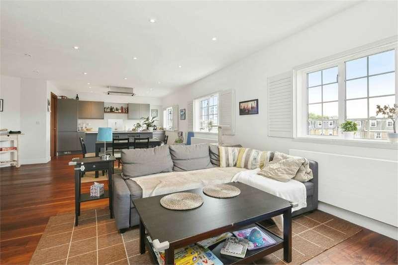 3 Bedrooms Apartment Flat for sale in Woodstock Studios, 36 Woodstock Grove, W12
