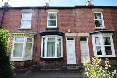 2 Bedrooms Terraced House for rent in Arnside Terrace, Sheffield, Abbeydale, S8 0UY