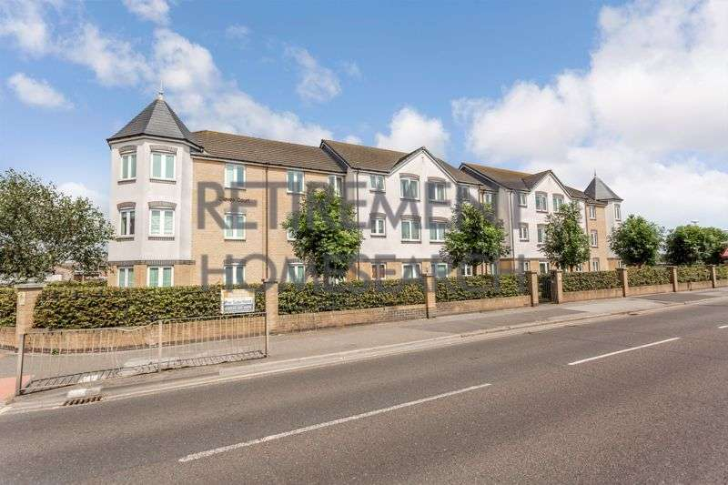 1 Bedroom Property for sale in Cleves Court, Benfleet, SS7 2RA