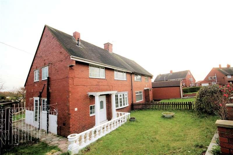 3 Bedrooms Semi Detached House for rent in Hazledene Road, Shafton, Barnsley