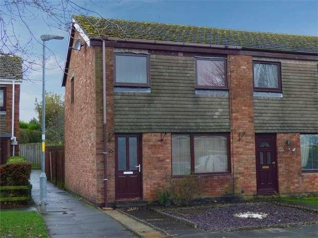3 Bedrooms End Of Terrace House for sale in Crosthwaite Terrace, Tweedmouth, Berwick-upon-Tweed, Northumberland