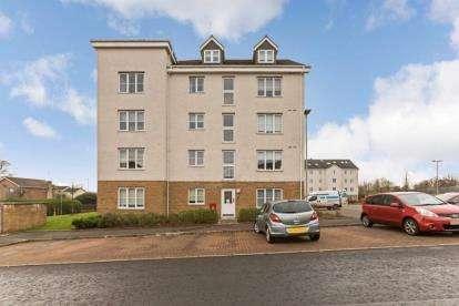 1 Bedroom Flat for sale in Morag Riva Court, Uddingston, Glasgow, North Lanarkshire