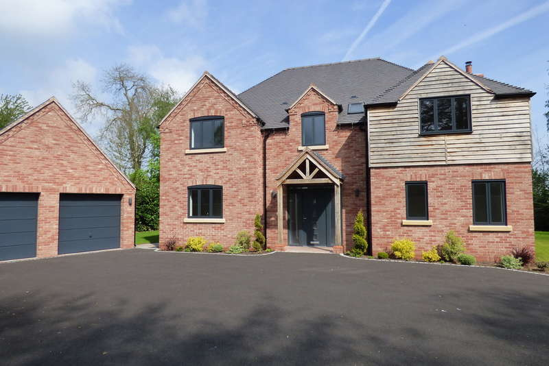 5 Bedrooms Detached House for sale in Stafford Road, Eccleshall