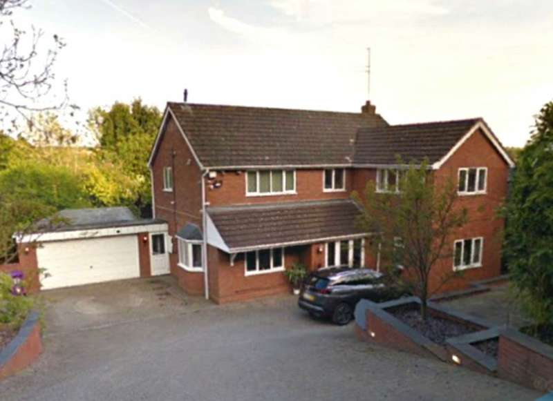 4 Bedrooms Detached House for rent in Grove Lane, Tettenhall