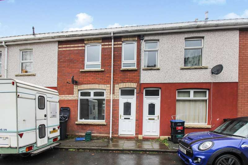2 Bedrooms Terraced House for sale in Griffin Street, Six Bells, Abertillery, NP13