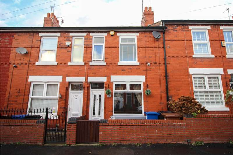 3 Bedrooms Terraced House for sale in Westminster Avenue, Reddish, Stockport, SK5