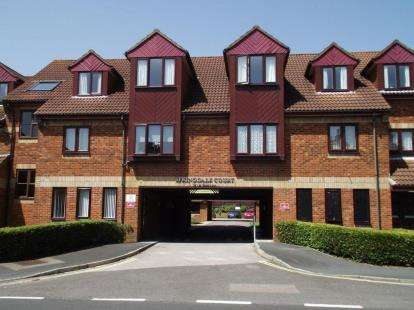 1 Bedroom Retirement Property for sale in 16 Water Lane, Totton
