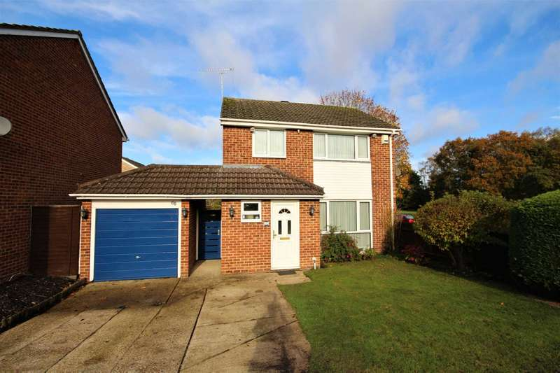 3 Bedrooms Detached House for sale in Tawfield, Bracknell