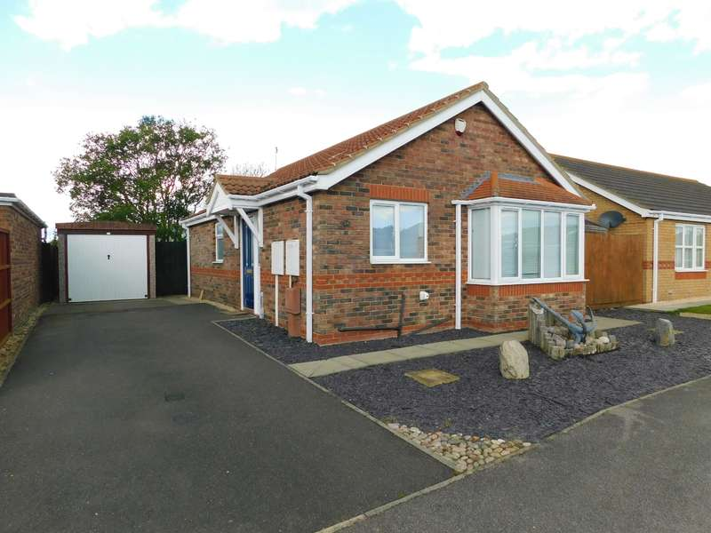 2 Bedrooms Detached Bungalow for sale in Dymoke Road, Mablethorpe, Lincolnshire, LN12 2BF