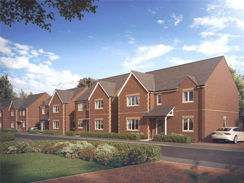 4 Bedrooms Detached House for sale in Snowdon Grange, Chard, Somerset, TA20