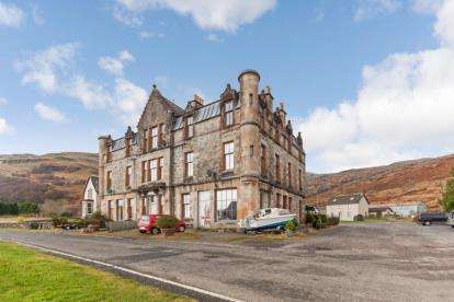 2 Bedrooms Flat for sale in Hillside, Carrick Castle