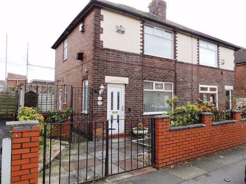 2 Bedrooms Semi Detached House for sale in High Street, Droylsden, Manchester