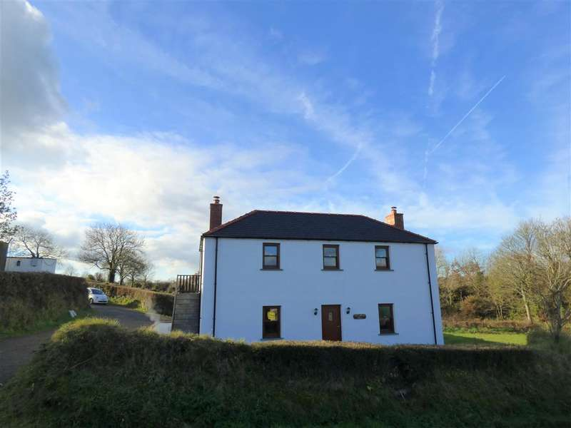 4 Bedrooms Smallholding Commercial for sale in Cucumber Hill, Clarbeston Road, Haverfordwest