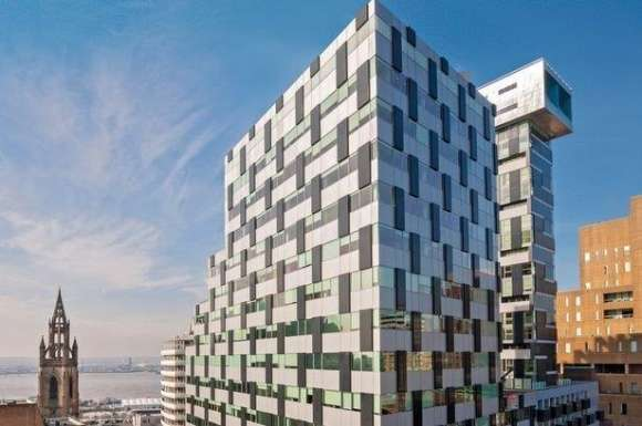 2 Bedrooms Flat for rent in The Unity Building, 3 Rumford Place, City Centre, Liverpool, L3