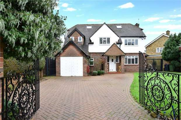 4 Bedrooms Detached House for sale in Pinewood Green, Iver Heath, Buckinghamshire