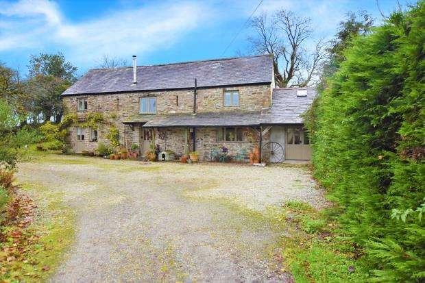 5 Bedrooms Detached House for sale in Attwood Lane, St Cleer, Liskeard, Cornwall