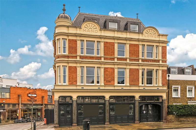 2 Bedrooms Flat for sale in Hand & Flower House, 617 Kings Road, London, SW6