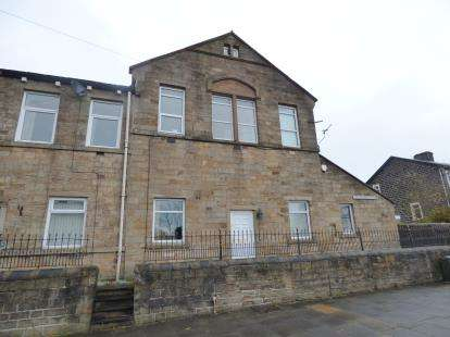 2 Bedrooms Terraced House for sale in The School House, Marsden Road, Burnley, Lancashire
