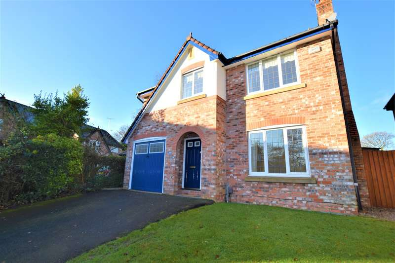 4 Bedrooms Detached House for rent in Hamble Way, Macclesfield