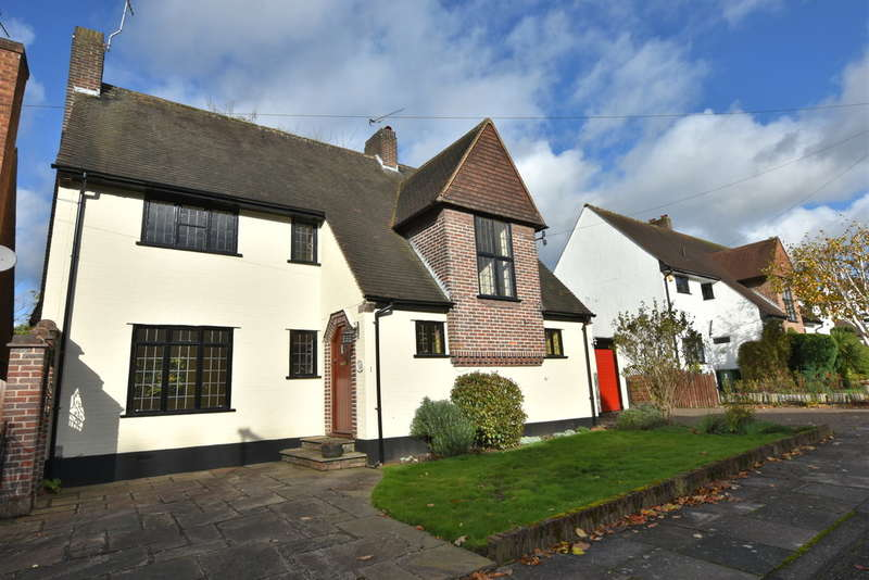 3 Bedrooms Detached House for sale in Dellfield Close, Watford