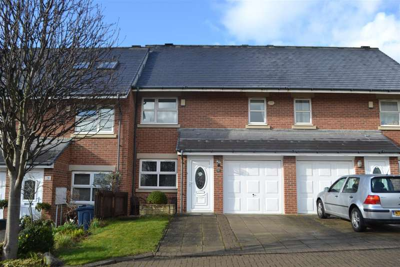 3 Bedrooms Terraced House for sale in Bloomfield Court, North Haven, Sunderland