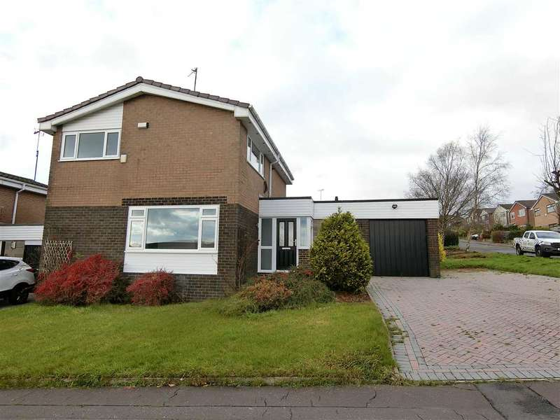 4 Bedrooms Detached House for sale in Shawclough Way, Rochdale