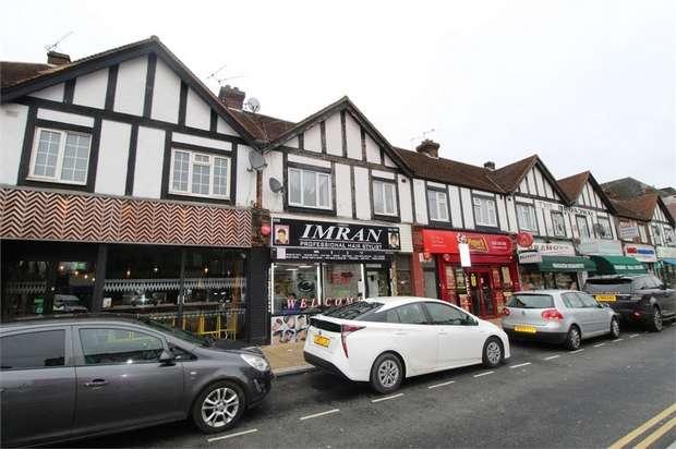 2 Bedrooms Flat for sale in Kingsbury Road, London
