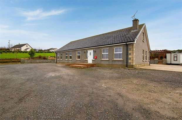 4 Bedrooms Detached Bungalow for sale in New Line Road, Cookstown, County Tyrone