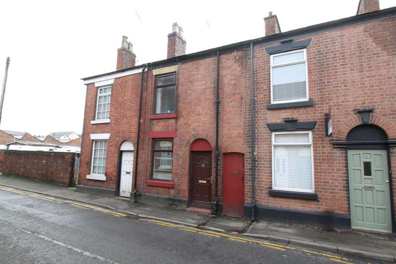 2 Bedrooms House for sale in Worrall Street, Congleton, Cheshire, CW12