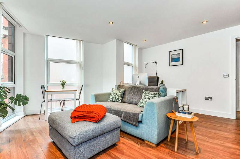1 Bedroom Apartment Flat for sale in Kennedy Building, 6 Murray Street, Manchester, M4