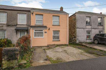 3 Bedrooms End Of Terrace House for sale in St. Blazey, Par, Cornwall