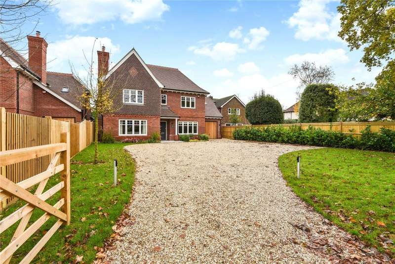 5 Bedrooms Detached House for sale in Lavant Road, Chichester, West Sussex, PO19