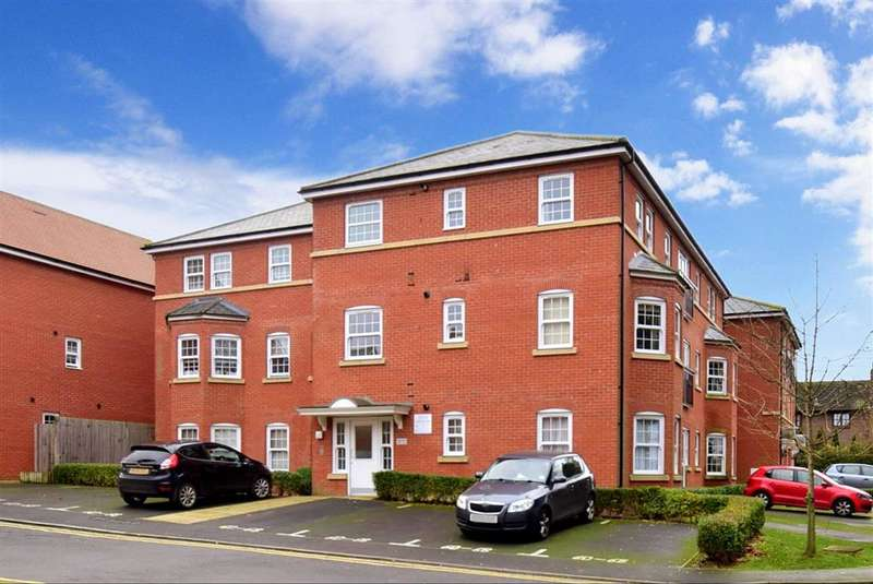 2 Bedrooms Apartment Flat for sale in George Roche Road, , Canterbury, Kent