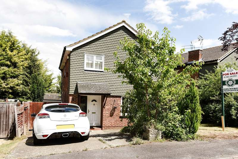 4 Bedrooms Detached House for rent in Browning Drive, Hitchin, SG4