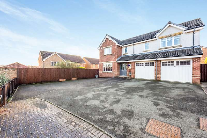 5 Bedrooms Detached House for sale in Robert Philp Road, Kirkcaldy, Fife, KY2